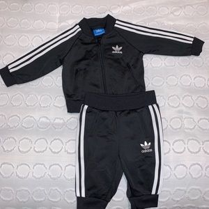 Adidas Tricot Baby Tracksuit 3 months